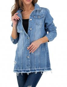 Dámská jeansová bunda