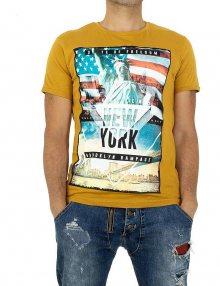 Pánské tričko s potiskem Glo Story