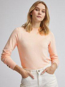 Světle růžový svetr Dorothy Perkins - XS