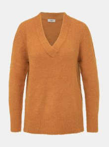 Oranžový svetr Jacqueline de Yong Adina - XS