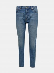 Modré mom fit džíny TALLY WEiJL - XXS
