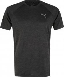 PUMA Funkční tričko černá