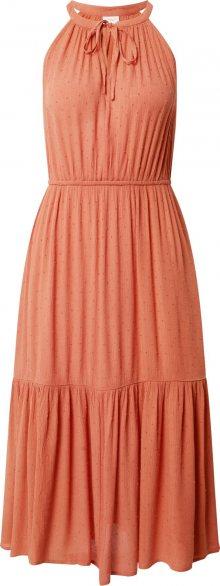 JACQUELINE de YONG Šaty \'Lima\' oranžově červená