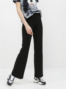 Černé kalhoty TALLY WEiJL Salia - XS
