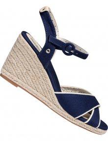 Dámské sandály na klínku Pepe Jeans