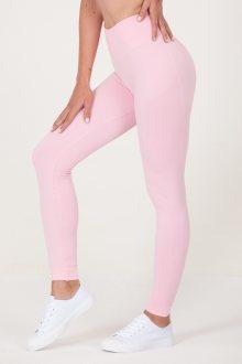 GoldBee Legíny BeSeamless Candy Pink XS