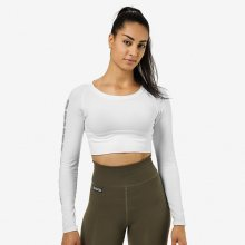 Better Bodies Crop-top Bowery White L
