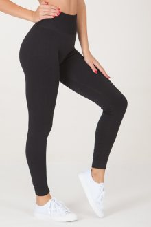 GoldBee Legíny BeSeamless Black XS