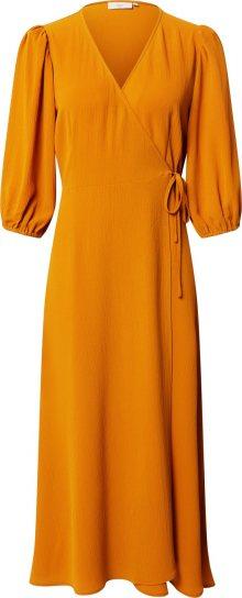 minimum Šaty \'Elmina\' hořčicová