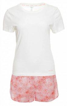 Calvin Klein barevné pyžamo S/S Short set - XS