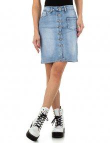 Dámská jeansová sukně