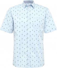 TOM TAILOR Košile světlemodrá / noční modrá