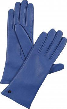 ROECKL Prstové rukavice \'Zermatt\' enciánová modrá
