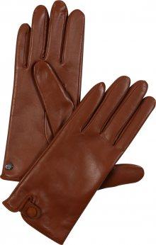 ROECKL Prstové rukavice \'Tiny Belt\' hnědá