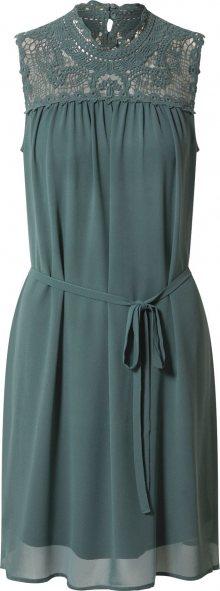 ONLY Šaty zelený melír