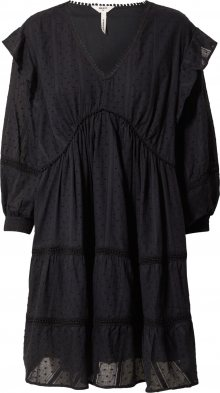 OBJECT Šaty \'Rowan\' černá