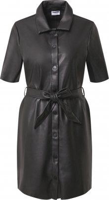 Noisy may Košilové šaty \'Elisa Penny\' černá