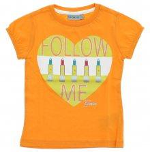 Triko dětské Geox | Oranžová | Dívčí | 6 let