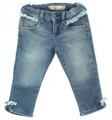 Jeans dětské John Galliano   Modrá   Dívčí   18 měsíců
