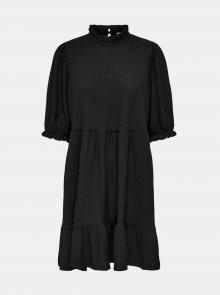 Černé volné šaty ONLY Zille - XS