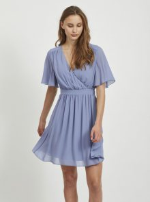 Modré šaty VILA - XS
