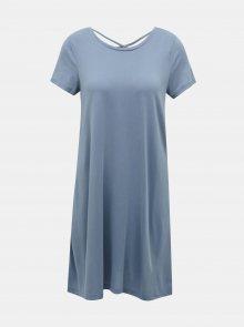 Světle modré basic šaty ONLY Free - XS