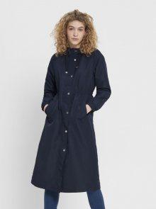 Tmavě modrý kabát Jacqueline de Yong Phoebe - XS