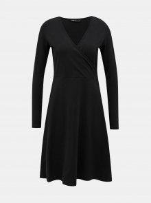 Černé šaty ONLY Sally - S