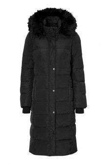 Péřový kabát / Velbloudí