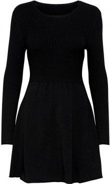 ONLY Dámské šaty ONLALMA 15185761 Black M