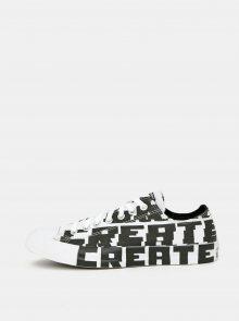 Černo-bílé pánské tenisky Converse - 41