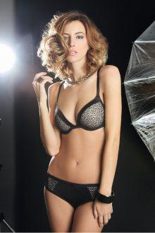Kalhotky Sassa 48254 - barva:SASK500/black, velikost:40
