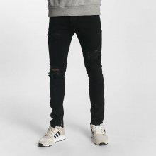 Džíny černá 34