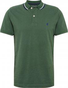 IZOD Tričko tmavě zelená