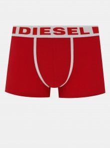 Červené pánské boxerky Diesel