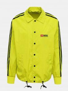 Žlutá pánská bunda Diesel - S