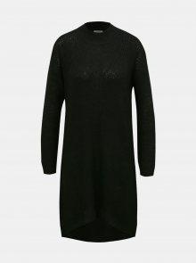 Černé svetrové šaty Jacqueline de Yong Megan - XS