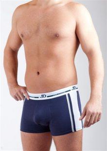 Boxerky Jolidon N76 L Tm. modrá