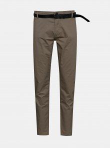 Béžové chino kalhoty Shine Original