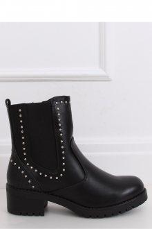 Boty na podpatku  model 146722 Inello  37