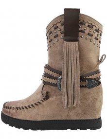 Dámské westernové boty
