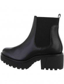 Dámské kotníkové boty Chelsea