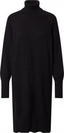 recolution Úpletové šaty \'Knit\' černá