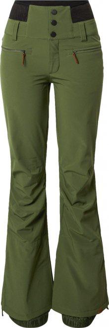ROXY Funkční kalhoty \'RISING HIGH\' olivová