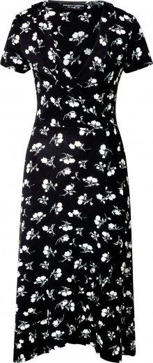 Dorothy Perkins Šaty bílá / černá