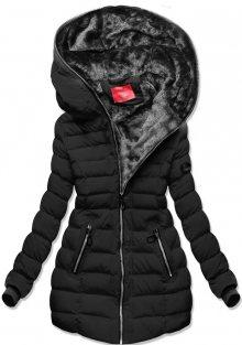 MODOVO Dámská zimní bunda černá