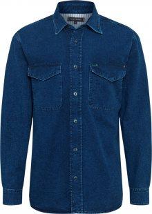 TOMMY HILFIGER Košile námořnická modř