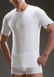 Pánské tričko Cornette 532 M Bílá