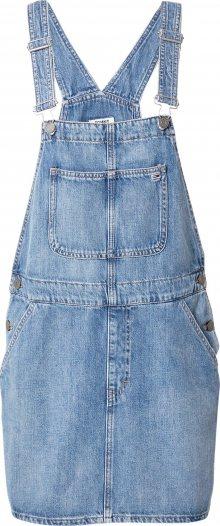 Tommy Jeans Šaty modrá