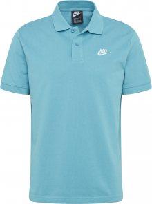 Nike Sportswear Tričko nebeská modř